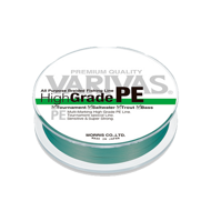 Varivas High Grade PE 150m 0.6 Green