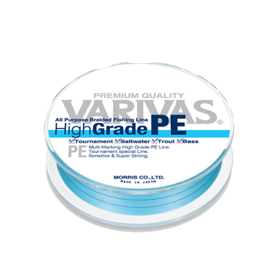 Varivas High Grade PE 150m 2.0 Blue